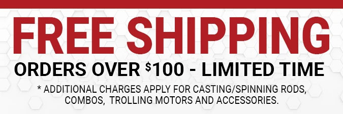 Tackle Depot Free Shipping Offer