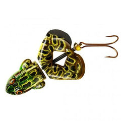 "REBEL BUZZ'N FROG - 2-½"" - BULLFROG-High Falls Outfitters"