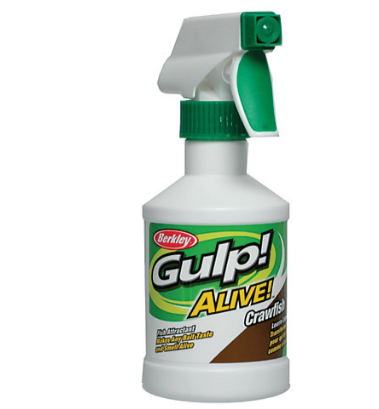 Gulp! Alive!® Attractant - 8OZ - CRAWFISH-High Falls Outfitters
