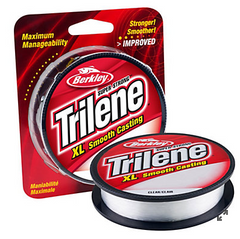 Trilene® XL® -SMOOTH CASTING- CLEAR-High Falls Outfitters