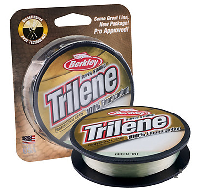 Trilene®100% Fluoro Professional Grade™-High Falls Outfitters