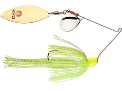 STRIKE KING - KVD SPINNERBAIT COLORADO WILLOW