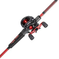 SHAKESPEARE UGLY STIK - RED CARBON CASTING COMBO - 1PC 7' MH