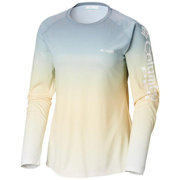 COLUMBIA - WOMEN'S PFG TIDAL DEFLECTOR LONG SLEEVE
