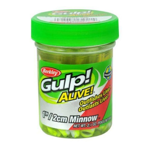 BERKLEY - GULP ALIVE MINNOW JARS