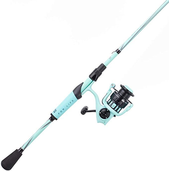 "ABU GARCIA - REVO X SPINNING COMBO 7'0"" MEDIUM GREEN"