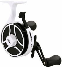 13 FISHING BLACK BETTY FREEFALL GHOST ICE REEL   WHITE   LH