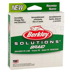 BERKLEY SOLUTIONS BRAID LINE