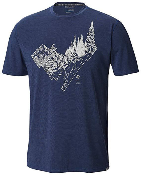 COLUMBIA - TRAIL SHAKER SHORT SLEEVE SHIRT