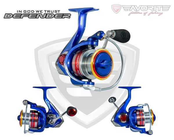 Defender Spinning Reel