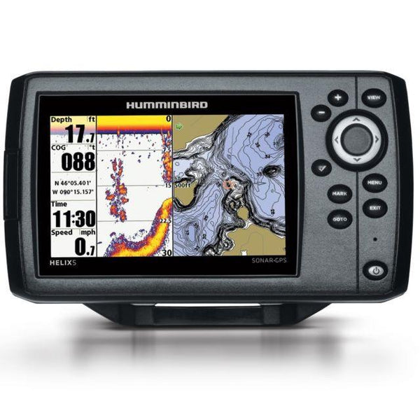 HUMMINBIRD HELIX 5 G2 CHIRP-High Falls Outfitters