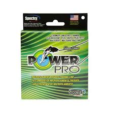 SPECTRA POWER PRO MICROFILAMENT BRAIDED LINE-High Falls Outfitters