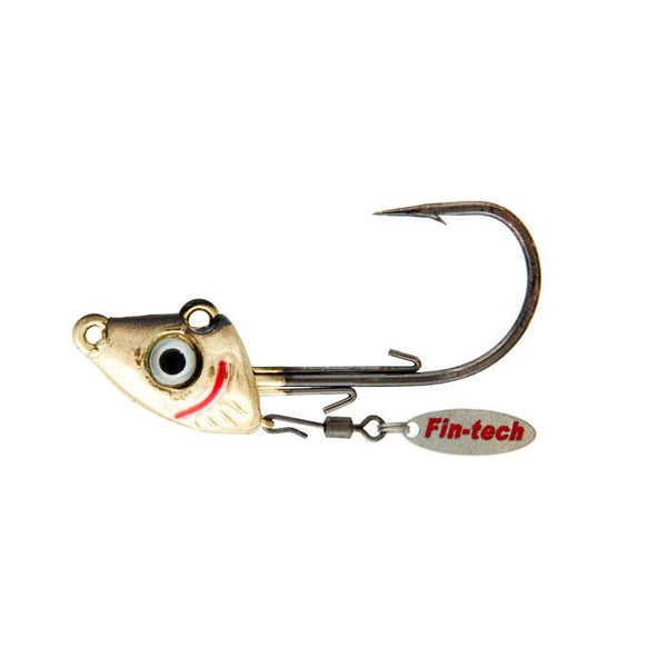 FIN-TECH - SS MINNOW JIG HEAD