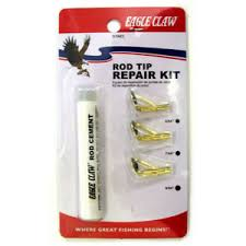 EAGLE CLAW- ROD TIP REPAIR KIT