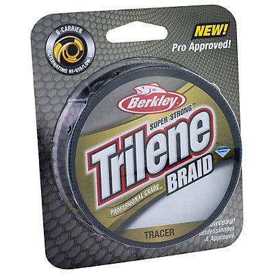 BERKLEY SUPER TRILENE BRAID TRACER