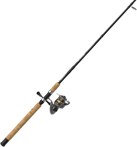 QUANTUM - STRATEGY SPINNING ROD/REEL COMBO 9' MEDIUM - 2PC