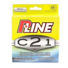 PLINE C21 LINE CLEAR COPOLYMER-High Falls Outfitters