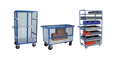 Cages and Stillages