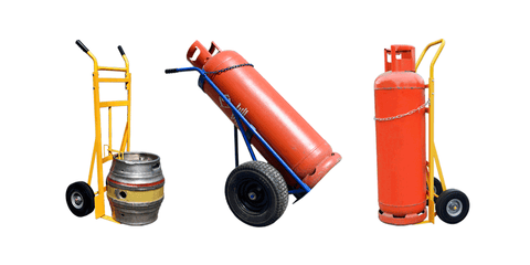Gas Trolleys & Drum, Barrel & Keg Sack Trucks