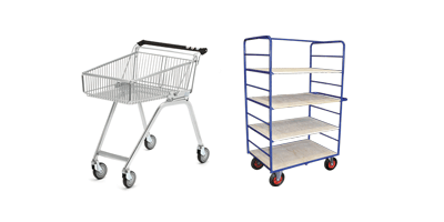 Retail Handling Solutions and Shopping Trolleys