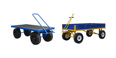 Turntable Trolleys and Balance Trolleys