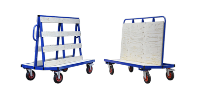 Panel, Board and Long Load Moving Trolleys