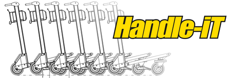 Handle-iT Airport Trolley Banner