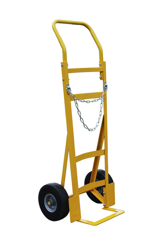 Gas Bottle Trolley with chain