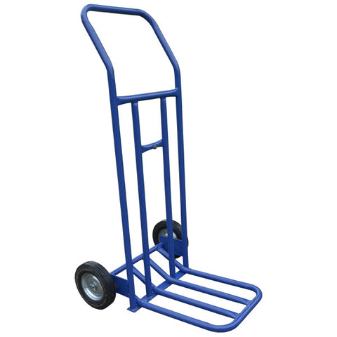 Folding footplate Sack Truck