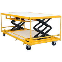 giant lift table trolley