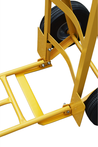 Folding Foot Plate Sack Truck