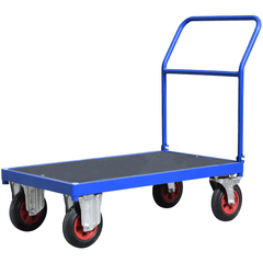 Trolley with Recycled Base