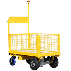 Power Trolley with Full Flashing Amber Safety Beacon Kit