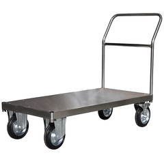 Spark-proofed Flatbed Trolley