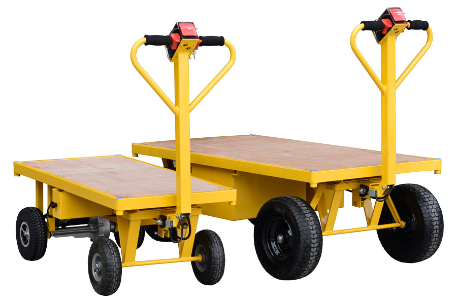 Small and Large Powered Trolleys
