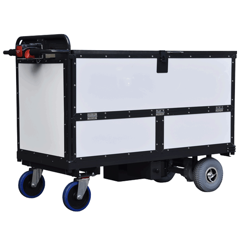 Powered Security Trolley