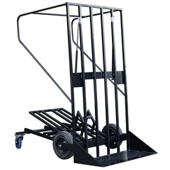 gas assisted sack truck