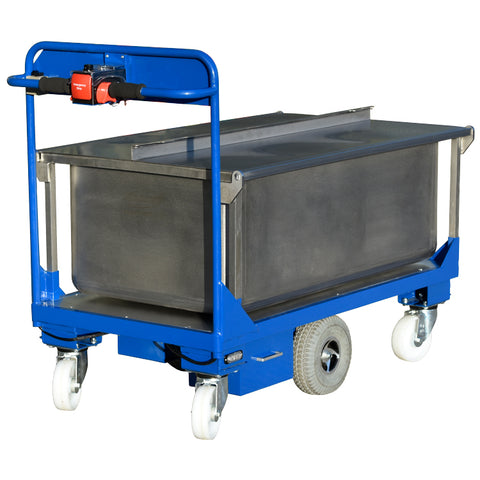 Powered Trolley for Mcvities