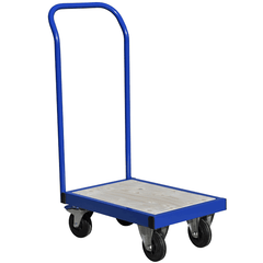 600mm x 400mm flatbed trolley