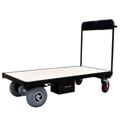 Power Trolley - Flatbed