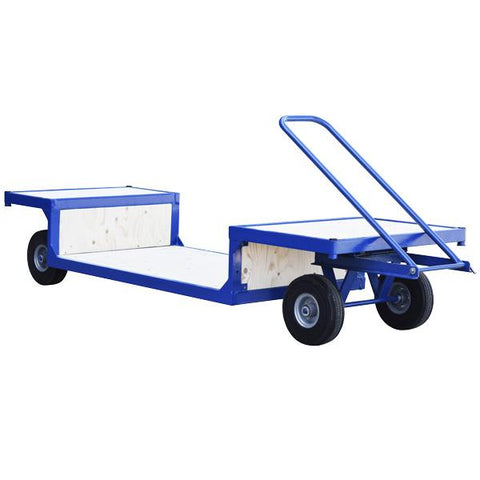 Gooseneck Low Load Turntable Trolley