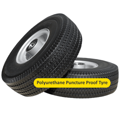 Polyurethane Puncture Proof Tyre