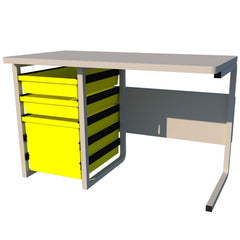 Social Distance School Desk