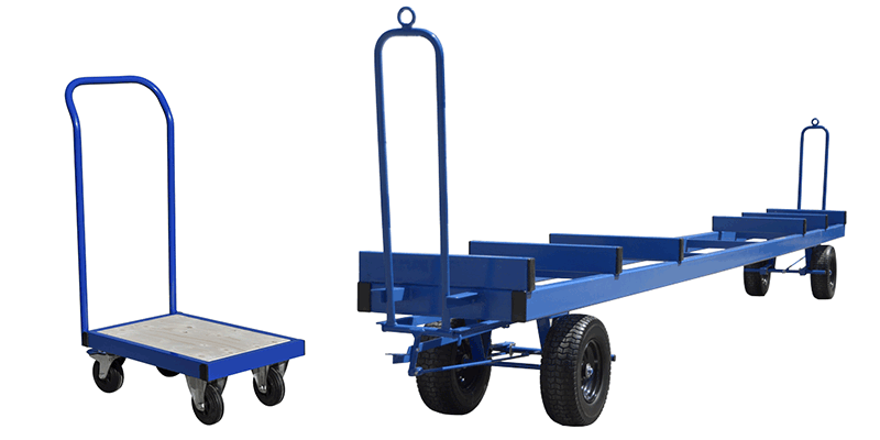 Bespoke Sized Trolley