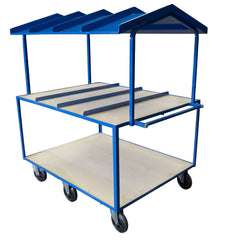 Large Custom Picking Trolley