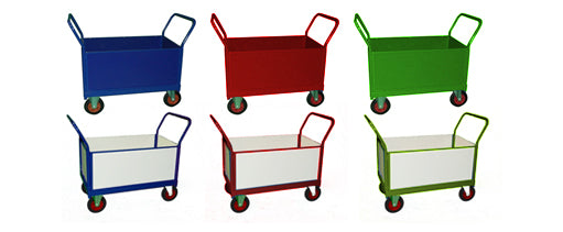 Made To Order Trolleys with colour choices