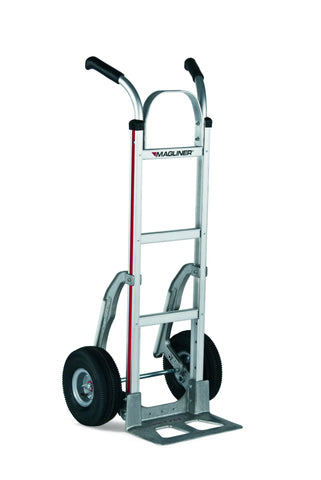 Magliner Aluminium Sack Truck with Stair Skids - Traditional Sack Truck