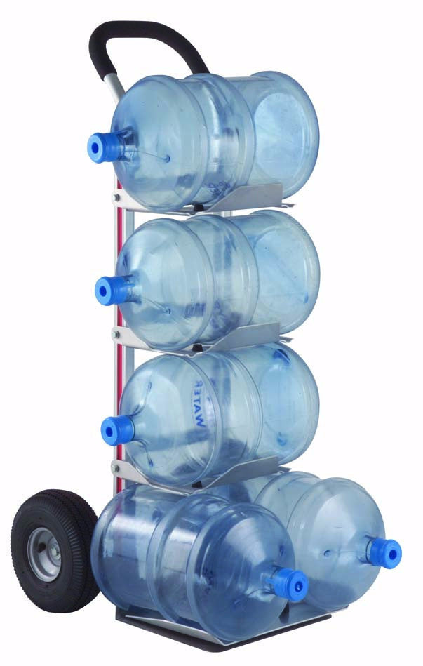 Aluminium Sack Trucks -  Bottled Water Trolley 5 Bottle