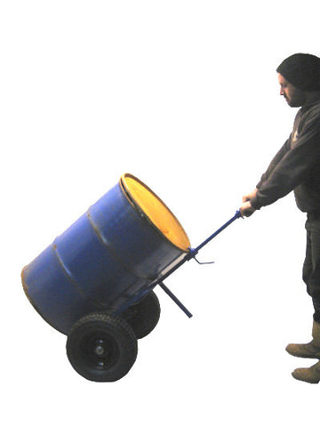 210ltr or 55 Gallon Oil Drum Moving Sack Truck - HI-SDT