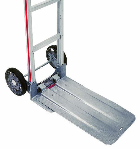 Aluminium Sack Trucks - F1 Folding Nose